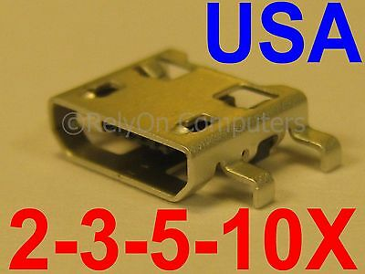 2x-3x-5x-10x LG G4 Lot of USB Charging Port Charger Micro Sync for Phone USA !