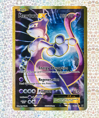 Mewtwo Ex Full Art 103/108 Evolutions NM/M Ultra Rare