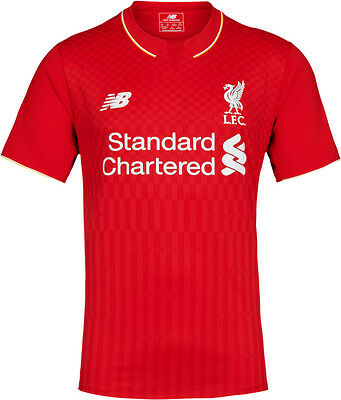 OFFICIAL LIVERPOOL HOME JERSEY Size MENS 2XL