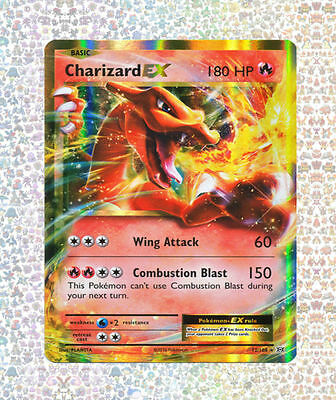 Charizard Ex 12/108 Evolutions NM/M Ultra Rare