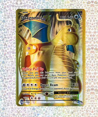 Dragonite Ex Full Art 106/108 Evolutions NM/M Ultra Rare