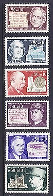France 1971 Red Cross Complete set - MH