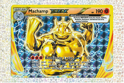 Machamp BREAK 60/108 Evolutions NM/M Ultra Rare
