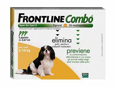 Frontline Combo Cani (2-10Kg) 871534