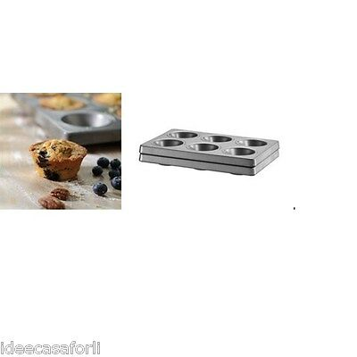 Set 2 stampi per 6 muffin KitchenAid