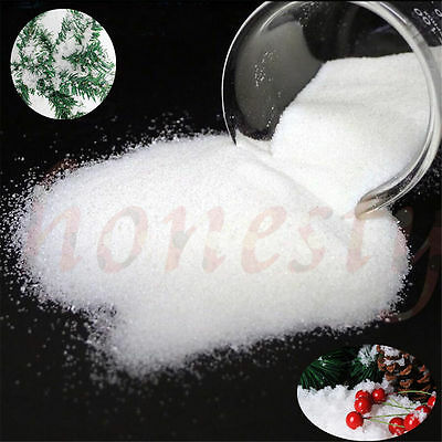 New Instant Magic Snow Powder Artificial Christmas Wedding Party Decoration 10g