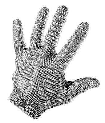Piazza - Guante protección acero inoxidable 5 dita Stainless steel glove