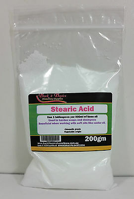 Stearic Acid 200g