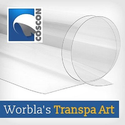 Worbla's TranspaArt - 375x500 (14.75x19.75 inch) - SHIPPING FROM UK - BEST PRICE