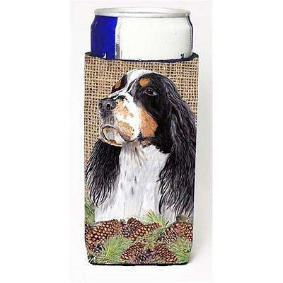 Springer Spaniel Michelob Ultra bottle sleeves For Slim Cans 12 oz.