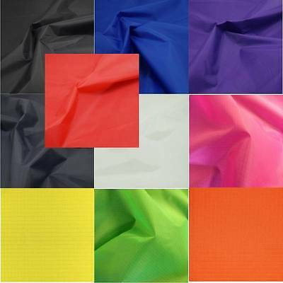 Ripstop Rip-Stop 100% Polyester Nylon Waterproof Fabric 150cm wide