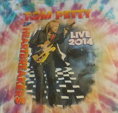 Tom Petty & The Heartbreakers/ Steve Winwood☆Live 2014 Tour☆ Size Large* NWOT*