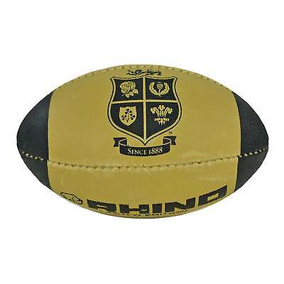 Rhino Lions 2017 Limited Edition Retro Mini Rugby Ball