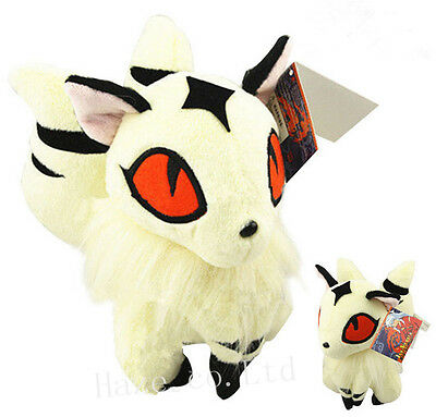 9 ''Anime Inuyasha Kirara Cat Cute Soft Plush Toy Gift  _DHY