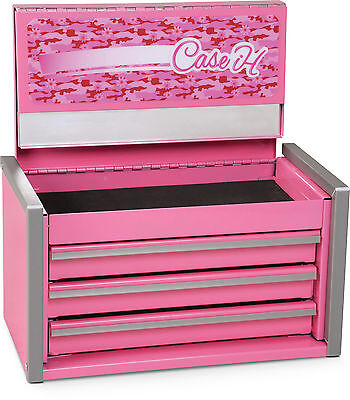Snap-On Case IH Micro Tool Box - Pink