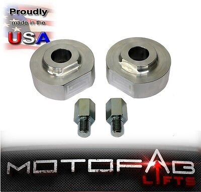 """2"""" Front Leveling Lift Kit For 99-18 Ford F250 F350 2WD BILLET MADE IN THE USA"""