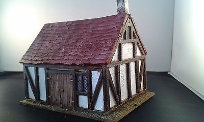 28mm Wargames Building - Small Long House