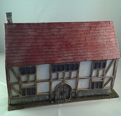 28mm Wargames Building - Manor House