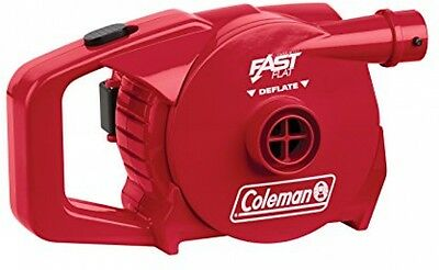 Coleman Rechargeable QuickPump, 230 V AC And 12 V DC