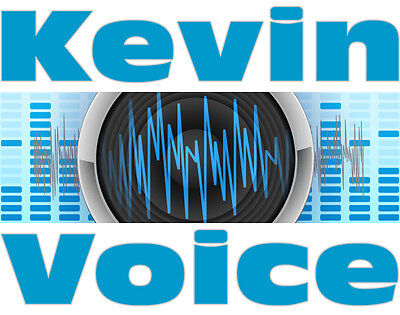 MALE / FEMALE VOICEOVER TALENT Radio TV YouTube Website Voicemail Ringtone Audio