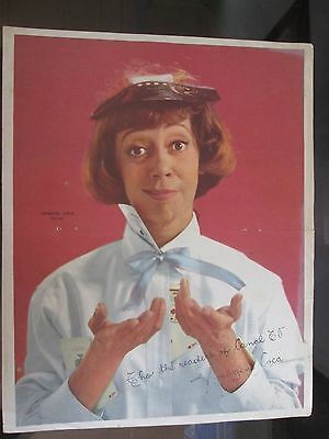 Grindl Imogene Coca 1964 From A Magazine In Spanish