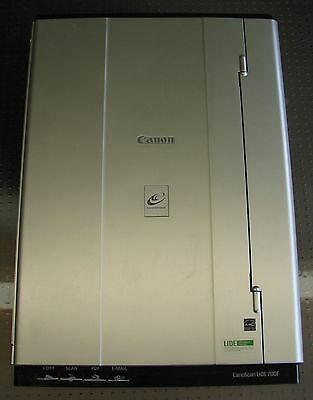 CANON CANOSCAN A4 LIDE700F FLATBED SCANNER - Ultra Light & Portable