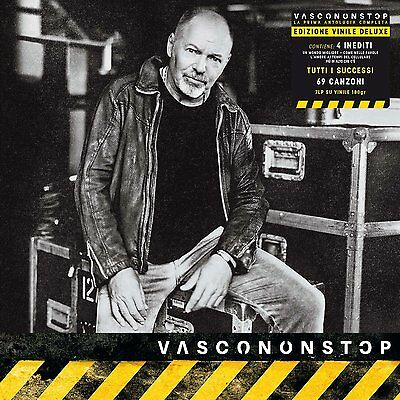 Vasco Rossi - VASCONONSTOP ( 7 LP - Album - Box Set )