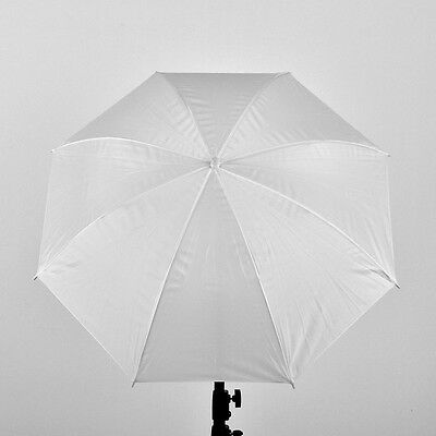 "Durable Camera 33"" Inch Translucent Photo Studio Video flash Soft Umbrella"