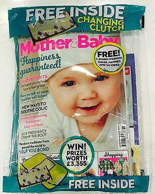 Mother & Baby Magazine November 2016 - BUMPER ISSUE! (FREE GIFTS!)