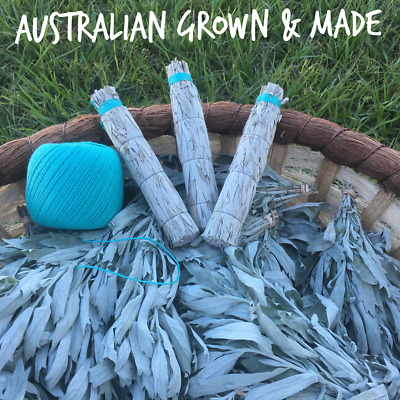 Australia's Best Smudge Stick - Cleansing - Prairie Sage