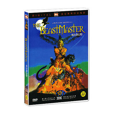 The BeastMaster (1982) Don Coscarelli, Marc Singer / DVD, NEW