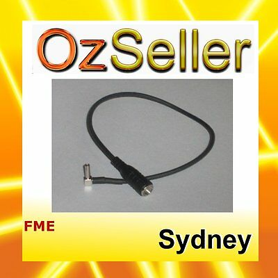 FME Patch Cable Lead for  Telstra ZTE MF91 4G Wifi  Modem