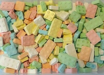 CANDY BLOCKS 450g - Edible lego lollies