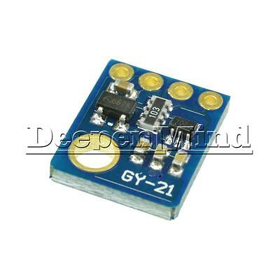 GY21 Si7021 Industrial High Precision Humidity Sensor Interface For Arduino