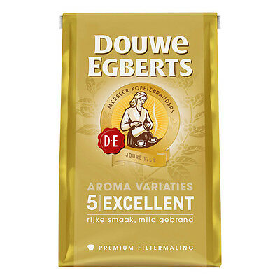 Douwe Egberts 5 Excellent Aroma Ground Coffee - 250g