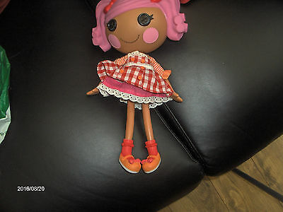 Lalaloopsy large doll 12 IN TALL