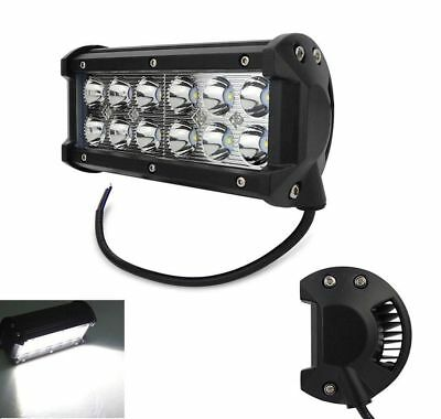 Pdr*faro Supplementare Profondita Auto Fuoristrada 12V 12 Led 36W 6000K Ip68