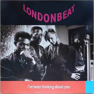 Londonbeat - I've Been Thinking About You - Europa 1990 - VG++