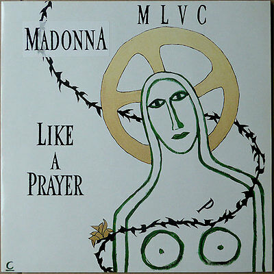 "12"" Madonna - Like A Prayer - Europa 1989 - NM"