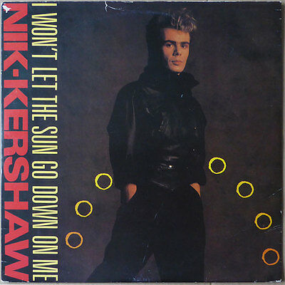 Nik Kershaw - I Won't Let The Sun Go Down On Me - Deutschland 1983 - VG+(+)