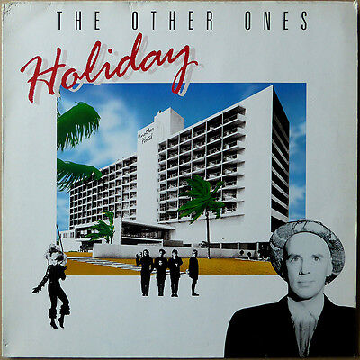 "12"" Maxi The Other Ones - Holiday - Deutschland 1987 - NM"