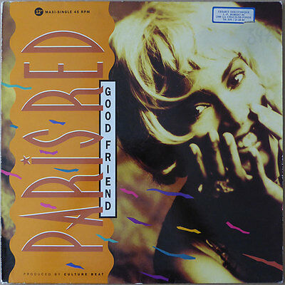 Paris Red - Good Friend - Euro House - Deutschland 1991 - VG++