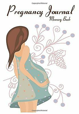 Pregnancy Journal Memory Book Keepsake Diary Expectant Moms Document Pregnancy
