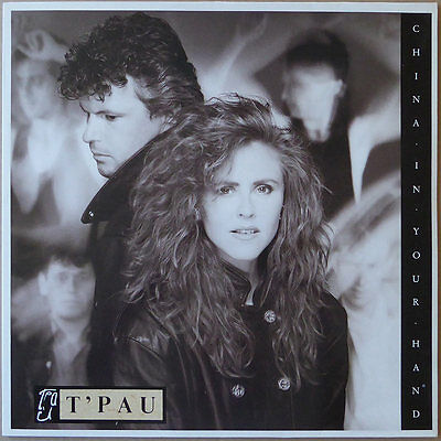 T' Pau - China In Your Hand - Europa 1987 - NM