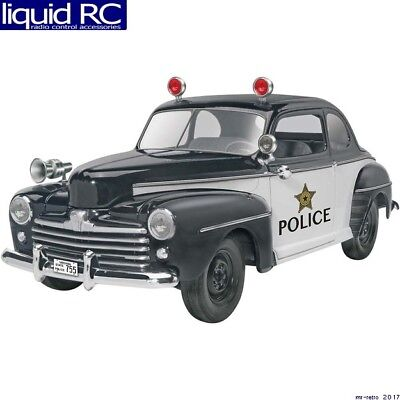 Revell S4318 1/25 48 Ford Police Coupe 2 n 1