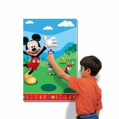 Mickey Mouse Birthday Party Game