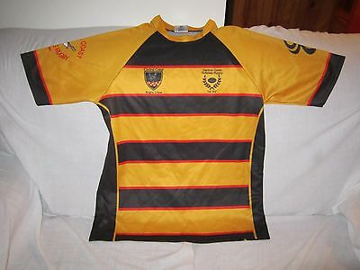 Central Coast Seagulls Rugby Jersey Size Medium #4