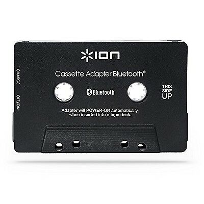 Bluetooth Cassette Adapter Tape Music Player MP3 Ipod Audio Phone Car Converter