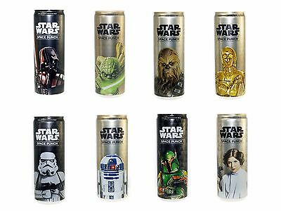 (11,24€/L) Star Wars Space Punch Collectors Edition 0,355ml ✩ Vitamin-Drink ✩