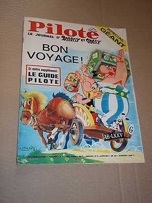 """""""PILOTE no 347"""" (1966) SPECIAL GEANT / PILOTORAMA + LE GUIDE PILOTE / COMPLET"""